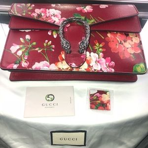 Gucci Dionysus Blooms Red bag